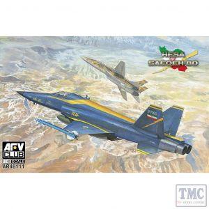 PKAR48111 AFV Club 1:48 Scale Iran Air Force Saeqeh-80