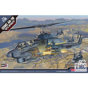 PKAY12116 Academy 1:35 Scale USMC AH-1W NTS Update (Super Cobra Special)