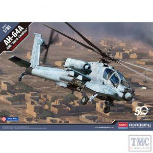 PKAY12129 Academy 1:35 Scale AH-64A ANG 'South Carolina' (Hapdong)