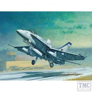 PKAY12411 Academy 1:72 Scale F/A-18C Hornet