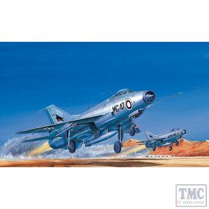 PKAY12442 Academy 1:72 Scale MiG-21 Fishbed