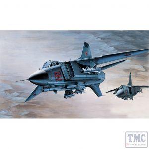 PKAY12445 Academy 1:72 Scale MiG-23S Flogger