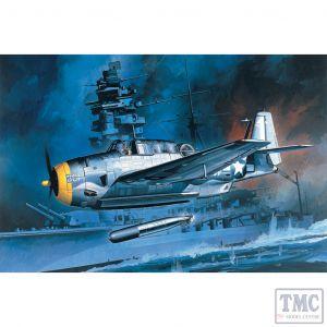 PKAY12452 Academy 1:72 Scale TBF-1 Avenger