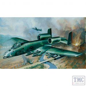 PKAY12453 Academy 1:72 Scale Fairchild A-10A Warthog