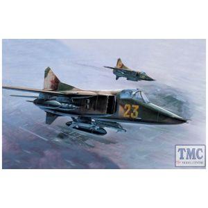 PKAY12455 Academy 1:72 Scale MiG-27 Flogger D