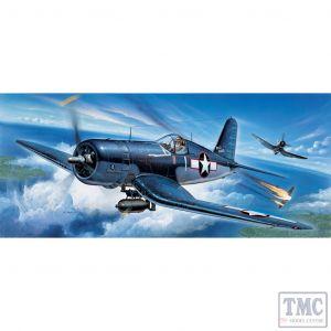 PKAY12457 Academy 1:72 Scale F4U-1 Corsair
