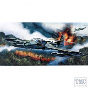PKAY12461 Academy 1:72 Scale A-37B Dragon Fly