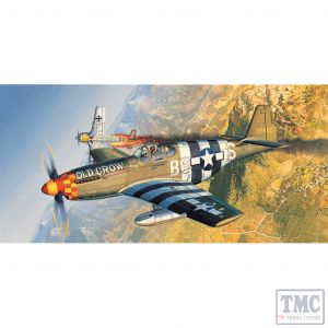 PKAY12464 Academy 1:72 Scale P-51B Mustang