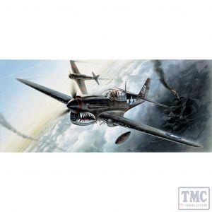 PKAY12465 Academy 1:72 Scale P-40M/N Warhawk