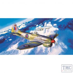 PKAY12466 Academy 1:72 Scale Hawker Tempest V