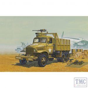 PKAY13402 Academy 1:72 Scale WWII US 6x6 Cargo Truck & accessories