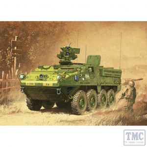 PKAY13411 Academy 1:72 Scale M1126 Stryker ICV