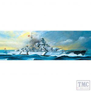 PKAY14109 Academy 1:350 Scale Bismarck