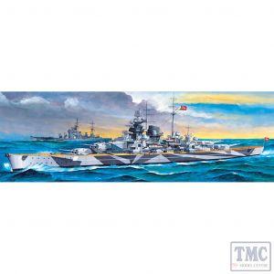PKAY14111 Academy 1:350 Scale 1456 Tirpitz