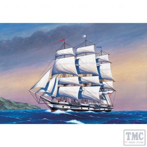 PKAY14204 Academy 1:200 Scale New Bedford Whaler
