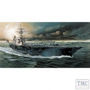 PKAY14210 Academy 1:800 Scale USS Kitty Hawk CV-63