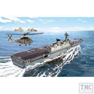 PKAY14216 Academy 1:700 Scale ROKS Dokdo (LPH-6111) Amphibious Assault Ship