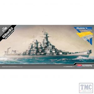 PKAY14223 Academy 1:700 Scale USS Missouri BB-63 Modeller's Edition