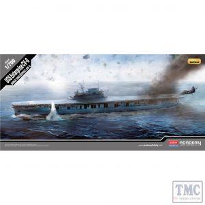 PKAY14224 Academy 1:700 Scale USS Enterprise CV-6 Modeller's Edition