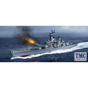 PKAY14401 Academy 1:400 Scale USS Missouri BB-63