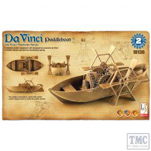 PKAY18130 Academy  Da Vinci Paddle Boat
