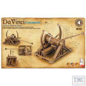 PKAY18137 Academy  Da Vinci Catapult
