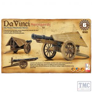 PKAY18142 Academy  Da Vinci Spingarde