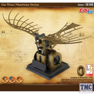 PKAY18146 Academy  Da Vinci Flying Machine