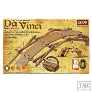 PKAY18153 Academy  Da Vinci Arch Self-supporting Bridge