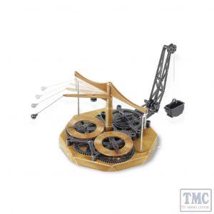 PKAY18157 Academy  Da Vinci Pendulum Clock