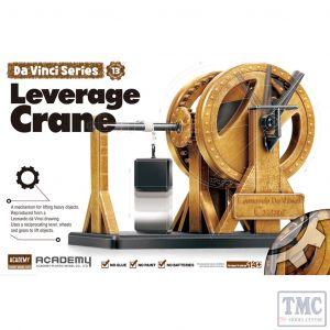 PKAY18175 Academy  Da Vinci Leverage Crane