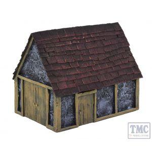PKCX6808 Conflix 28mm Scale Barn