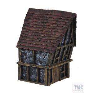 PKCX6810 Conflix 28mm Scale Sorcerer's house