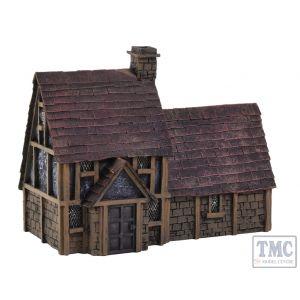 PKCX6811 Conflix 28mm Scale Money Lender's house