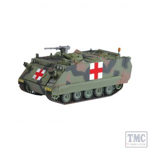 PKEA35007 Easy Model 1:72 Scale M113A2 US Army Red Cross