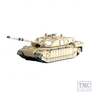 PKEA35012 Easy Model 1:72 Scale Challenger 2 Iraq 2003