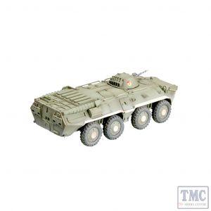 PKEA35017 Easy Model 1:72 Scale BTR-80 USSR Imperial Guards Parade