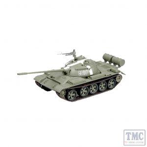 PKEA35021 Easy Model 1:72 Scale T-54 USSR 1968 in Prague