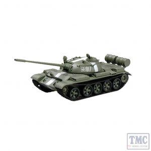 PKEA35024 Easy Model 1:72 Scale T-55 USSR 1968 in Prague
