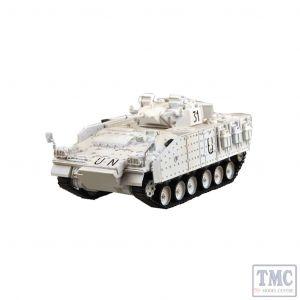 PKEA35036 Easy Model 1:72 Scale Warrior MCV 80 1st Bn, 22nd Cheshire Regt