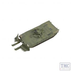 PKEA35049 Easy Model 1:72 Scale M1 Panther w/Mine Plow