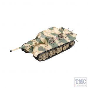 PKEA36112 Easy Model 1:72 Scale Jagd Tiger (P) S.Pz.Jag.Abt.653, Tank 314
