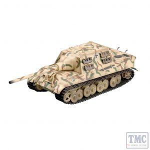 PKEA36114 Easy Model 1:72 Scale Jagd Tiger (P) Germany, 1944