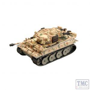 PKEA36207 Easy Model 1:72 Scale Tiger 1 Early Type, Russia 1943