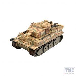 PKEA36209 Easy Model 1:72 Scale Tiger 1 Early Type, Kursk 1943