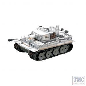 PKEA36214 Easy Model 1:72 Scale Tiger 1 Mid Type, White Russian 1943