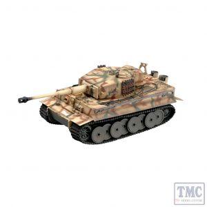 PKEA36215 Easy Model 1:72 Scale Tiger 1 Mid Type, Russia 1943