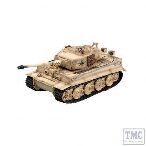 PKEA36219 Easy Model 1:72 Scale Tiger 1 Late Type, Russia 1944