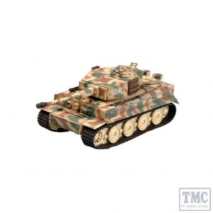 PKEA36221 Easy Model 1:72 Scale Tiger 1 Late Type, Normandy 1944