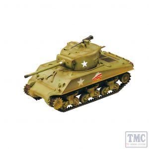 PKEA36260 Easy Model 1:72 Scale M4A3(76)W Sherman 37th Tank Battalion